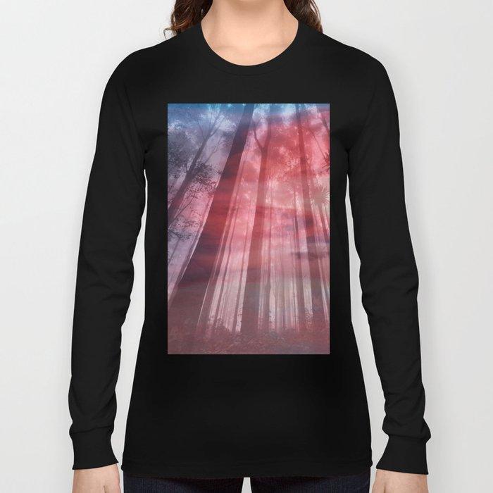 sky-forest Long Sleeve T-shirt