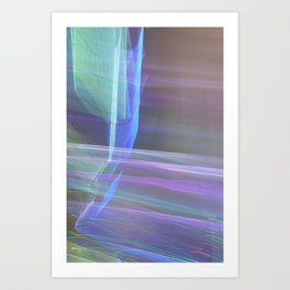 At The Deepest Level Of Abstraction Art Print