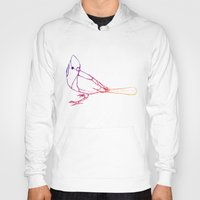 cardinal Hoodies featuring Cardinal by Hyladae