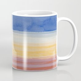Colorbands Yellowstone Light Pink Coffee Mug