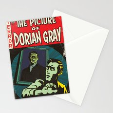 Oscar Wilde's Dorian Gray: Vintage Comic Cover Stationery Cards