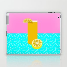 Lemonade /// www.pencilmeinstationery.com Laptop & iPad Skin
