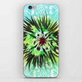 Flower Burst iPhone Skin