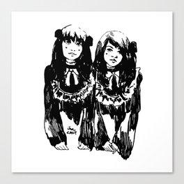 Sis Canvas Print