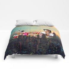 Urban Camouflage Comforters