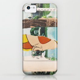 the triumph of wit over suffering iPhone Case