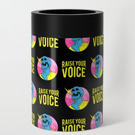 Raise Your Voice Can Cooler