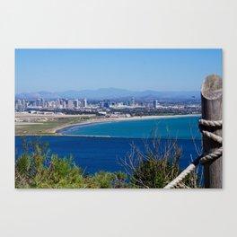 California View Canvas Print