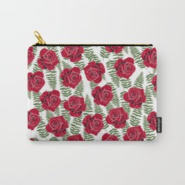 Roses are for lovers Carry-All Pouch