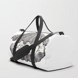 Sleeping baby Duffle Bag