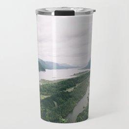 Columbia River Gorge VII Travel Mug