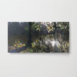 Witty's Lagoon After Rain No. 1 Metal Print