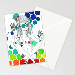 Phantasmagorique Stationery Cards