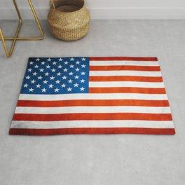 Proud American Flag - Long Live USA Rug