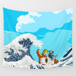 Link adventure Wall Tapestry