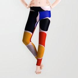 Mid-century no5 Leggings