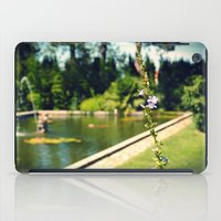 lonely iPad Cases featuring lonely by Kras Arts - Fly Me To The Moon