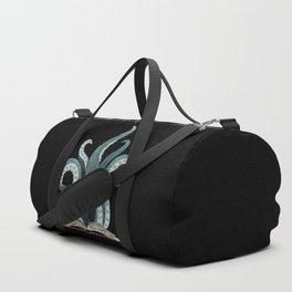 Tentacle book Duffle Bag