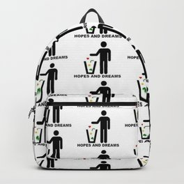 Hopes and Dreams Backpack