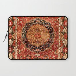 Seley 16th Century Antique Persian Carpet Print Laptop Sleeve