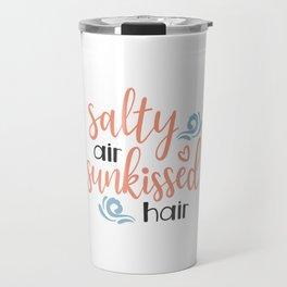 SALTY AIR SUNKISSED HAIR Travel Mug