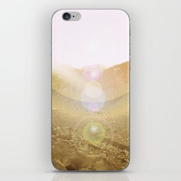 earth energy iPhone Skin
