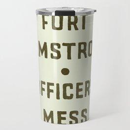 Fort Armstrong Travel Mug