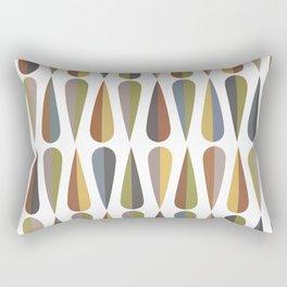 Going Mid-Century Big #3 Rectangular Pillow