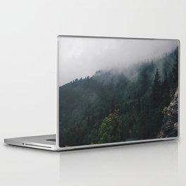 Mountain Rain | Cascade Supply Co. Laptop & iPad Skin