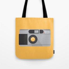 Camera Series: Contax T2 Tote Bag