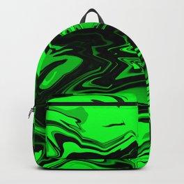Dark Pastel Greens  Backpack