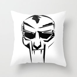 THE DOOM Throw Pillow