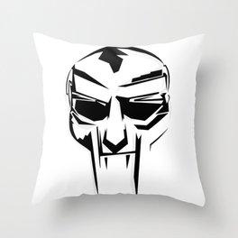 THE DOOM Throw Pillow