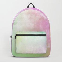 Rainbow nubes Backpack