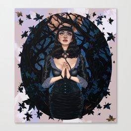 Midnight Prayers Canvas Print