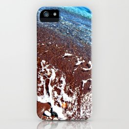 Beach (5) iPhone Case