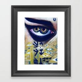 MUMMY 2 Framed Art Print
