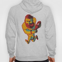 Rugby Bomb Hoody