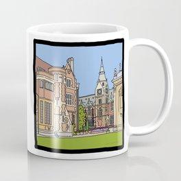 Cambridge struggles: Pembroke College Coffee Mug
