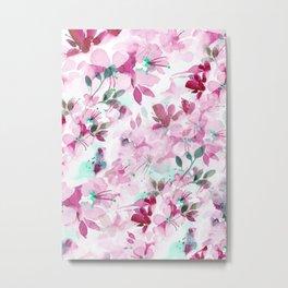 flowers / 20 Metal Print