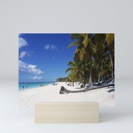 Isla Saona - República Dominicana Mini Art Print