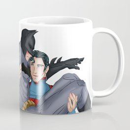 SuperBat - Up, Up, and NO Coffee Mug