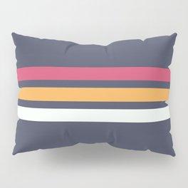 Classic Retro Stripes 2 Pillow Sham