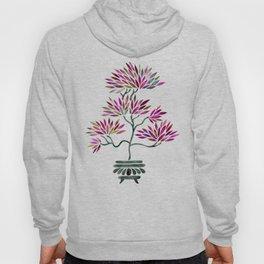 Bonsai Tree – Fuchsia Palette Hoody
