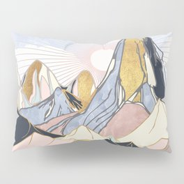 Summer Morning Pillow Sham