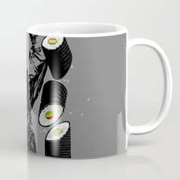 The Sushi Cutter Coffee Mug