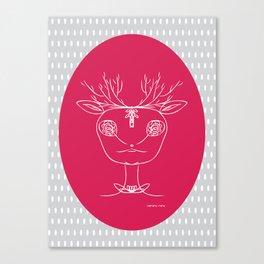 Cherry Dear II Canvas Print