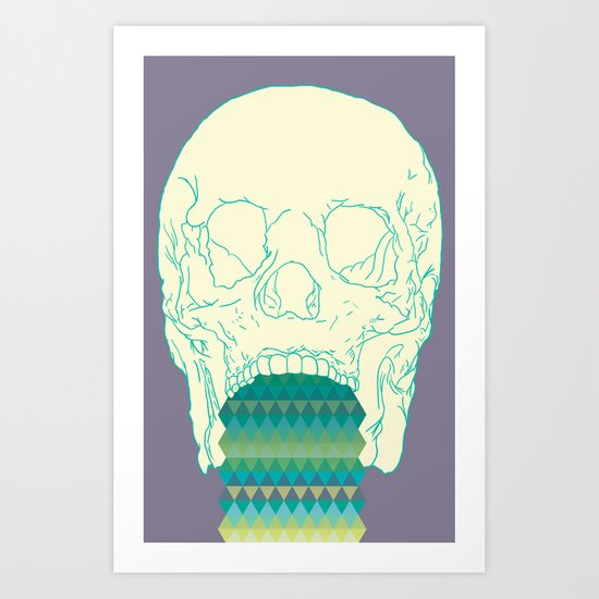 Ectoplasm Art Print