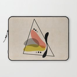 Abstract butterfly Laptop Sleeve