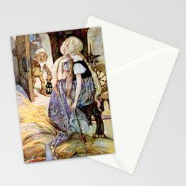 """The Millers Daughter"" by Anne Anderson Stationery Cards"